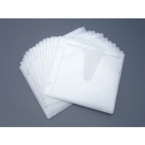 不織布CDケース用  2穴不織布ケース 4000枚  kosakashop
