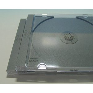 DVDジュエルケース(A型)グレー 50個|kosakashop|02
