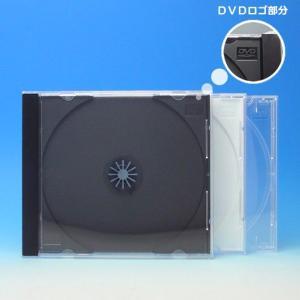 ジュエルケース(DVDロゴ入り) 200個  DVDケース・Pケース|kosakashop