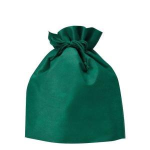 巾着袋 大 不織布バッグ 100枚  名入れ可能 送料無料  ノベルティ イベント ショップ用バッグ|kosakashop