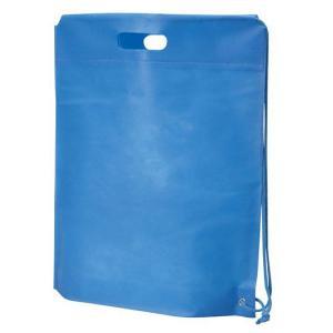 ショルダー 不織布バッグ 100枚  名入れ可能  送料無料 ノベルティ イベント ショップ用バッグ|kosakashop