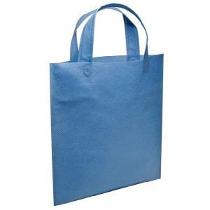 ミニ 手提げ 不織布バッグ 100枚   名入れ可能 送料無料 ノベルティ イベント ショップ用バッグ|kosakashop