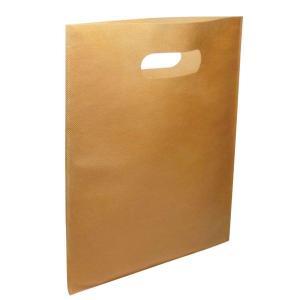 ミニ 持ち手 不織布バッグ 100枚  名入れ可能 (レビューを書いて送料無料) ノベルティ・イベント・ショップ用バッグ|kosakashop