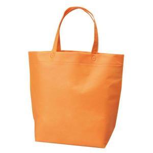 舟底マチ手提げ 不織布バッグ 100枚  名入れ可能 送料無料 無地 ノベルティ イベント ショップ用バッグ|kosakashop