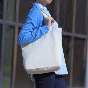 薄手コットンバッグ マチ付き 200枚 1枚120円 無地・名入れプリント可能(トート・エコ)|kosakashop