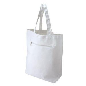 キャンバスエコバッグ(L) 黒または白 50枚 1枚348円 無地・名入れプリント可能(コットン・トート)|kosakashop