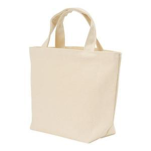 キャンバストートバッグ (横型/M) ナチュラル  100枚 1枚@185円 無地 名入れプリント可能 コットンバッグ エコバッグ|kosakashop