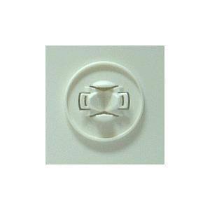 厚手Mロックケース 3枚用 白/スーパークリア マルチタイプ   DVDケース・トールケース3枚用|kosakashop|02
