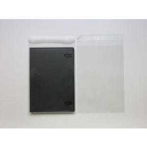 メール便発送可能  OPP袋(DVDスリムケース・カレンダーケースPS−B6サイズ用) 100枚セット 1枚5.4円|kosakashop