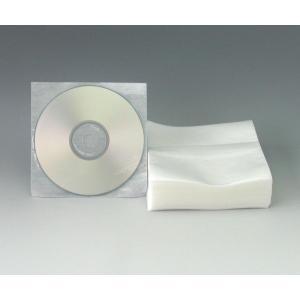 OPP不織布ケース ラミ 500枚 CDケースなどディスク用|kosakashop