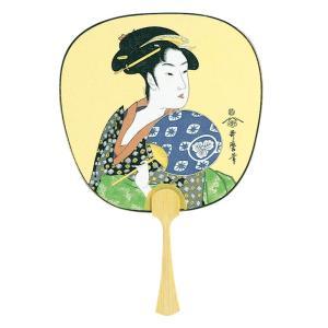 うちわ 日本画うちわ 中型 22種類 各1部 セット販売  お土産用 海外向け|kosakashop