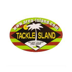 越トラ オリジナル 【ステッカー】 koshi-tackleisland