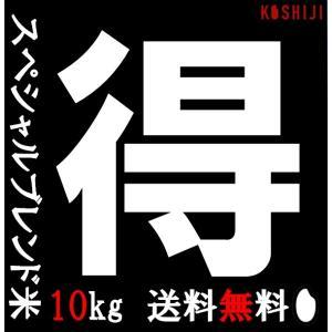 米 20kg (10kg×2袋) 送料無料 国内産米100% 徳用 ブレンド米
