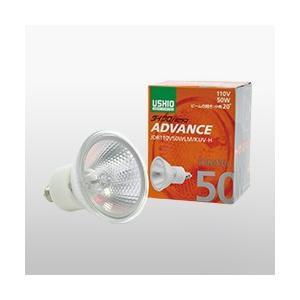 ウシオライティング照明器具 JDR110V65WLM/KUV-H ランプ類 ハロゲン電球 白熱灯