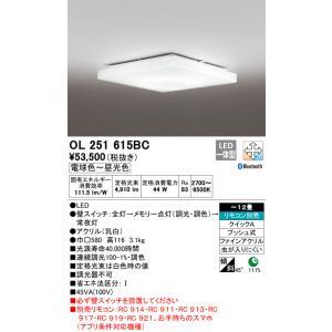 <title>T区分オーデリック照明器具 OL251615BC シーリングライト リモコン別売 数量限定 LED</title>