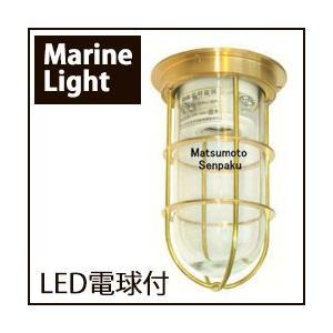 松本船舶明器具 R1-DK-G (R1号デッキ ゴールド) 屋外灯 その他屋外灯 LED