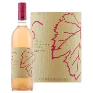 収穫された葡萄の果汁は、酵母によってワインに変身していきます。その過程の状態をモロミと云い、濁ってい...