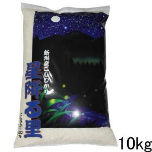 新潟産コシヒカリ10kg 「送料無料」 お米 特A 29年産 新潟県産こしひかり 美味しいお米 10kg コシヒカリ10キロ