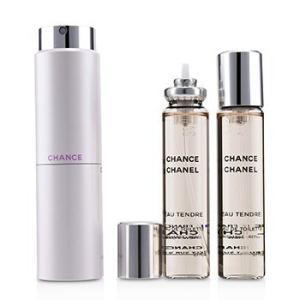 シャネル 香水 チャンス オータンドゥル ツイスト & オードトワレ 3x20ml