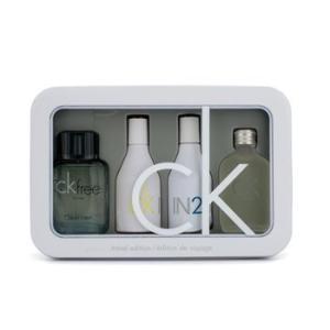 カルバンクライン 香水 トラベルエディション コフレ 4pcs|kosmake-belleza