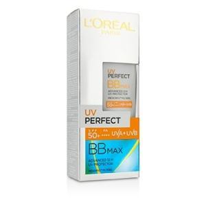 ロレアル UV パーフェクト BB マックス SPF50+ アドバンス 12H UVプロテクター 30ml kosmake-belleza