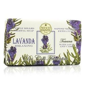 ネスティダンテ デイ コリ フィオレンティーニ トリプル ミルド ベジタル ソープ #Tuscan Lavender 250g|kosmake-belleza
