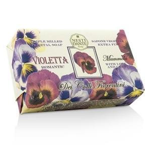 ネスティダンテ デイ コリ フィオレンティーニ トリプル ミルド ベジタル ソープ #Sweet Violet 250g|kosmake-belleza