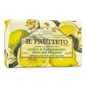 ネスティダンテ イル フルテット エナジャイジング ソープ #Citron & Bergamot 250g|kosmake-belleza