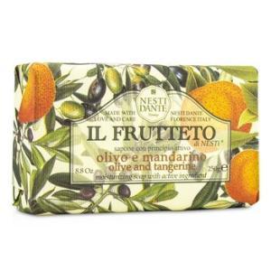 ネスティダンテ イルフルテット モイスチャライジング ソープ #Olive & Tangerine 250g|kosmake-belleza
