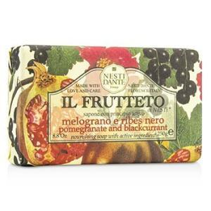 ネスティダンテ イル フルテット ナリッシング ソープ #Pomegranate & Blackcurrant 250g|kosmake-belleza