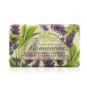 ネスティダンテ ロマンティカ スパークリング ナチュラル ソープ #Wild Tuscan Lavender & Verbena 250g|kosmake-belleza