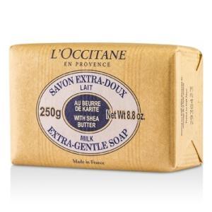 ロクシタン シア バター エクストラ ジェントル ソープ #ミルク 250g|kosmake-belleza