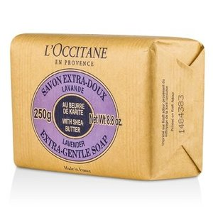 ロクシタン シア バター エクストラ ジェントル ソープ #ラベンダー 250g|kosmake-belleza