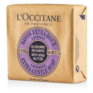 ロクシタン シアバター ソープ #ラベンダー 100g|kosmake-belleza