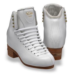 フィギュアスケート スケート靴 JACKSON(ジャクソン) エリート 4200 白 kosugi-skate