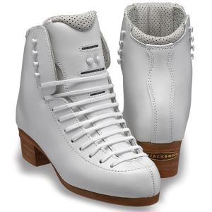 フィギュアスケート スケート靴 JACKSON(ジャクソン) エリート 4500 白|kosugi-skate