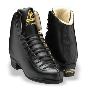 フィギュアスケート スケート靴 JACKSON(ジャクソン) フリースタイル 黒 kosugi-skate