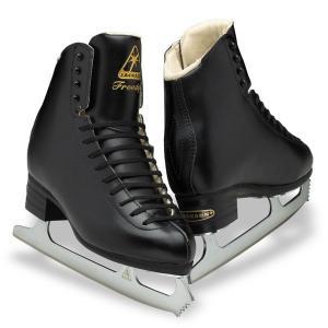 フィギュアスケート スケート靴 JACKSON(ジャクソン) フリースタイル ミラージュ セット 黒|kosugi-skate