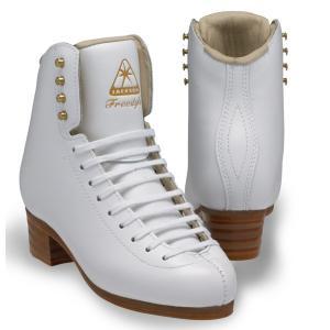 フィギュアスケート スケート靴 JACKSON(ジャクソン) フリースタイル 白|kosugi-skate