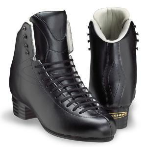 フィギュアスケート スケート靴 JACKSON(ジャクソン) プレミア 黒|kosugi-skate