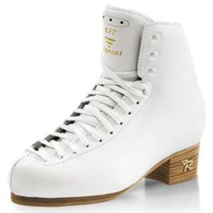 フィギュアスケート スケート靴 RISPORT(リスポート) RF2 白|kosugi-skate
