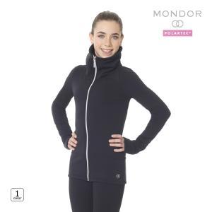フィギュアスケート ウェア MONDOR(モンドール) ポーラテックカウルネックジャケット 4485 [4colors] kosugi-skate