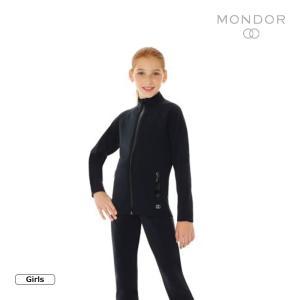 フィギュアスケート ウェア MONDOR(モンドール)   パワーフレックスジャケット 1010 子供用 kosugi-skate