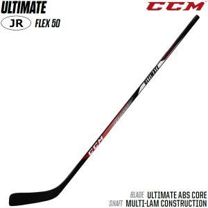CCM ウッドスティック ULTIMATE JR 17-18モデル