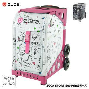 ZUCA Sport(ズーカ スポーツ) キャリーバッグ ペイントシリーズ1