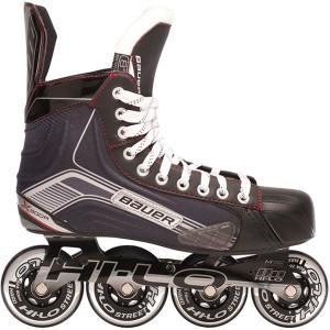インラインホッケー スケート靴 BAUER(バウアー) ベイパー X300R JR|kosugi-skate