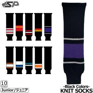 SP Apparel ストッキング KNIT SOCKS-Black Colors- Junior/ジュニア ラッピング可 -TC/LP+