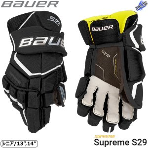 BAUER グローブ S19 シュープリーム S29 シニア SALE!!
