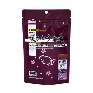 キョーリン 咲ひかり金魚色揚用 沈下 200gの関連商品4