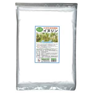 イヌリン 500g 水溶性食物繊維  菊芋 に多く含まれる食物繊維